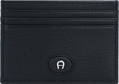 AIGNER Kreditkartenetui in schwarz, Produktansicht