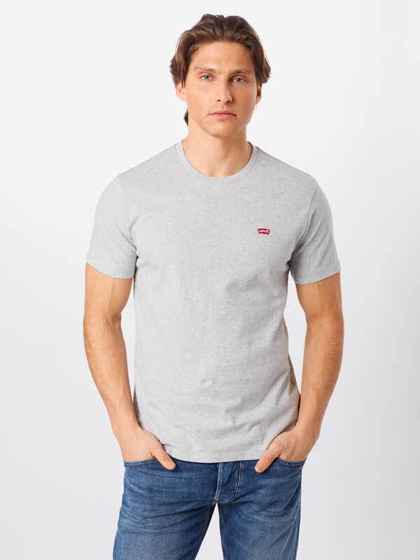 LEVI'S Shirt in grau: Frontalansicht