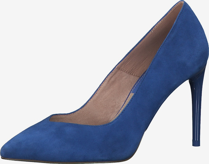 TAMARIS Pumps in royalblau, Produktansicht