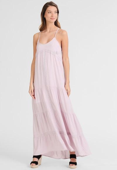 DREIMASTER Damen Kleid in lila, Modelansicht