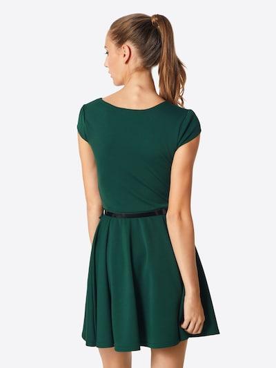 Boohoo Kleid 'Lara' in grün: Rückansicht