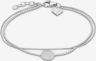 QOOQI Armband in silber, Produktansicht