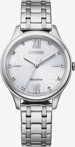 CITIZEN Uhr in Silber