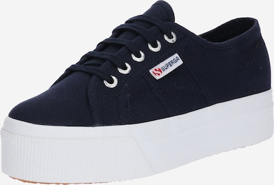 SUPERGA Sneaker 'Acotw Linea Up & down' in navy / weiß, Produktansicht