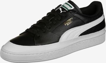 PUMA Schuhe ' Basket Skate ' in Schwarz