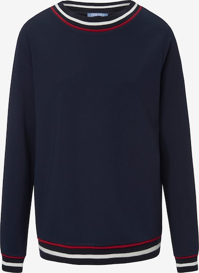 DAY.LIKE Sweatshirt in de kleur Blauw / Rood / Wit, Productweergave