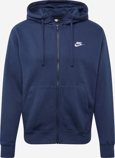 sötétkék Nike Sportswear Tréning dzseki, Termék nézet