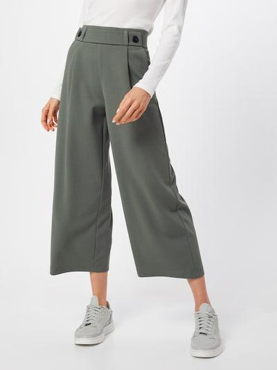 zöld JACQUELINE de YONG Ráncos nadrág 'GEGGO', Modell nézet