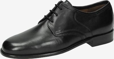 SIOUX Schnürschuh 'Rochester' in schwarz, Produktansicht