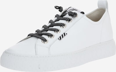 Paul Green Sneakers laag in de kleur Wit, Productweergave