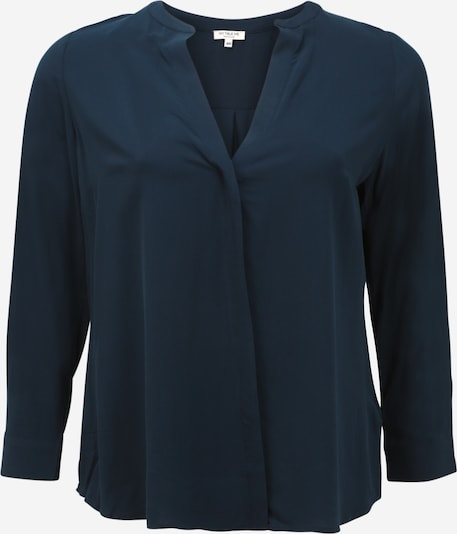 MY TRUE ME Bluse in navy, Produktansicht