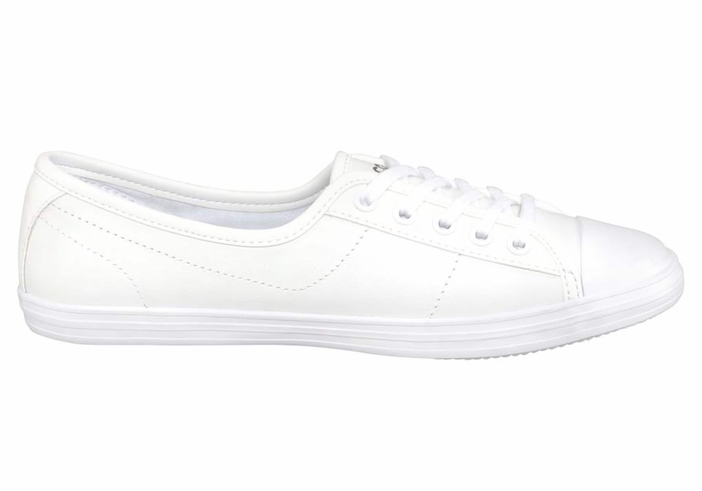 'ziane 1 Sneaker Bl In Spw' Weiß Lacoste iwkPuXZTOl