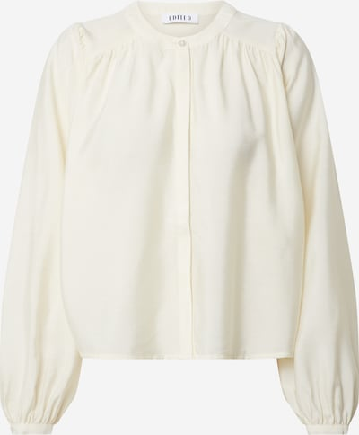EDITED Blouse 'Jamira' in de kleur Wit / Offwhite, Productweergave