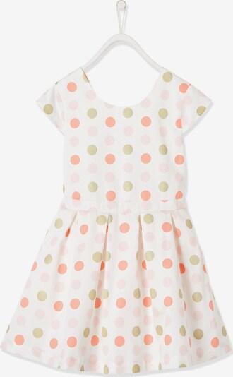 VERTBAUDET Kleid in weiß, Produktansicht