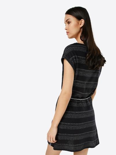 Iriedaily Kleid 'Neila 182' in dunkelgrau / schwarz: Rückansicht