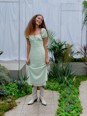 Rochie 'Medina' de la LeGer by Lena Gercke pe verde