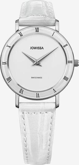 JOWISSA Quarzuhr 'Roma' in silber / weiß, Produktansicht