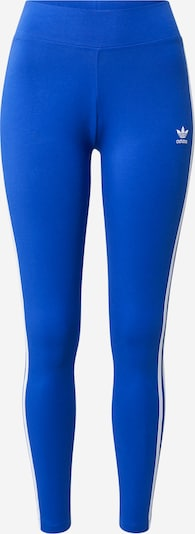 ADIDAS ORIGINALS Leggings in royalblau / weiß, Produktansicht