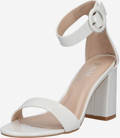 Sandalo con cinturino 'Genna-1' Raid di colore offwhite, Visualizzazione prodotti