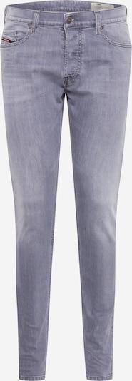 DIESEL Jean 'D-LUSTER' en gris, Vue avec produit