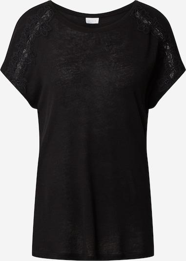 VILA Shirt in de kleur Zwart, Productweergave