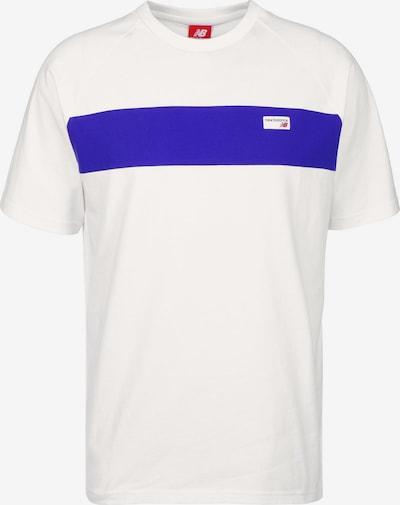 new balance T-Shirt ' MT91510 ' in weiß, Produktansicht