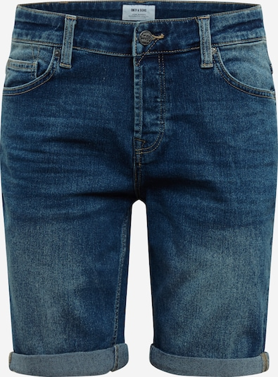 Only & Sons Jeans 'ONSPLY  BLUE PK 7484' in blue denim, Produktansicht