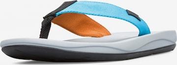 CAMPER T-Bar Sandals 'TWS' in Mixed colors