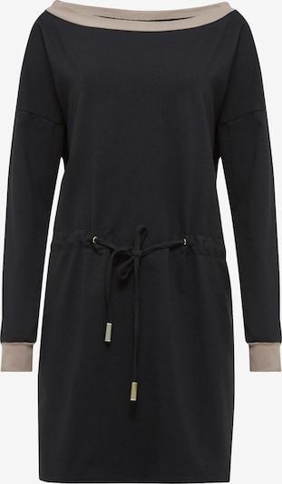FELIPA Kleid in beige / schwarz, Produktansicht