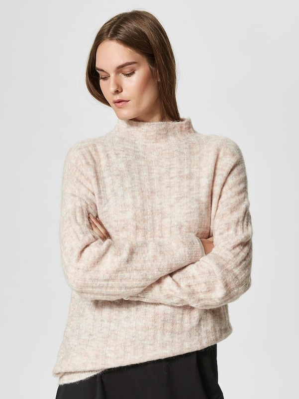 SELECTED FEMME Mohairmix-Strickpullover