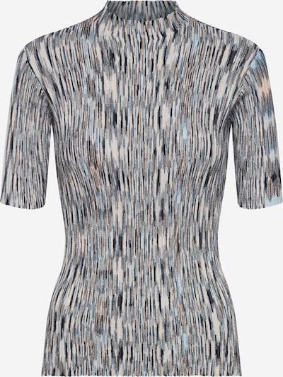 JUST FEMALE Tričko 'Pira ' - sivá / zmiešané farby, Produkt
