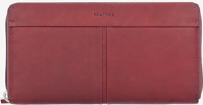 Maître Portemonnee 'Birkenfeld Dietrun' in de kleur Rood, Productweergave