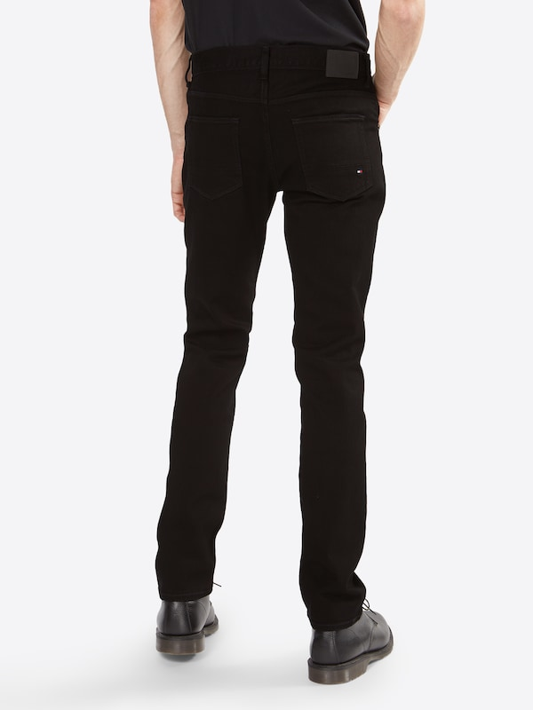 TOMMY HILFIGER Straight fit Jeans 'Denton'