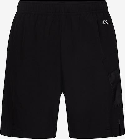 Calvin Klein Performance Gym Shorts in schwarz, Produktansicht