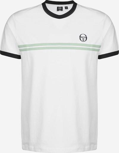 Sergio Tacchini Functioneel shirt ' Supermac 3 ' in de kleur Wit, Productweergave