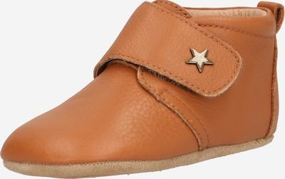 BISGAARD Mājas apavi 'Star' konjaka toņa, Preces skats