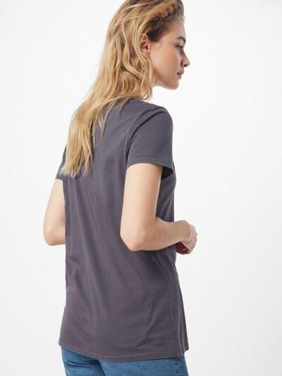 GAP Majica | temno siva barva: Pogled od zadnje strani