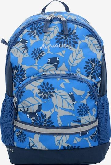 VAUDE Sac à dos de sport 'Minnie 10' en bleu, Vue avec produit