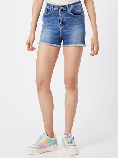 LTB Džinsi 'LAYLA' pieejami zils džinss, Modeļa skats