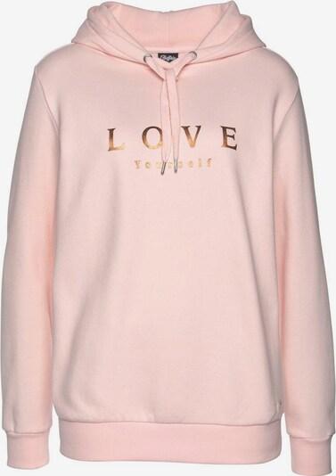 BUFFALO Kapuzensweatshirt in rosa, Produktansicht