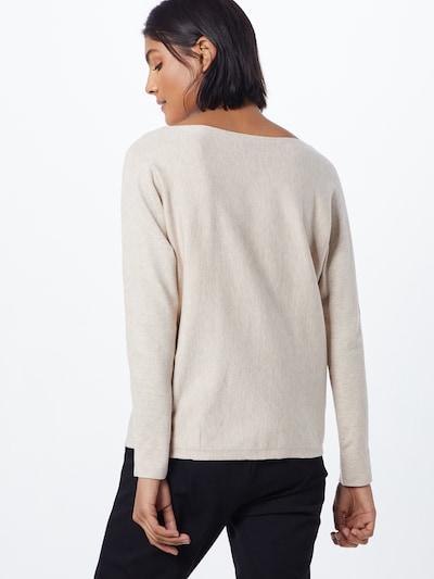 STREET ONE Sweter 'Enisa' w kolorze piaskowym: Widok od tyłu