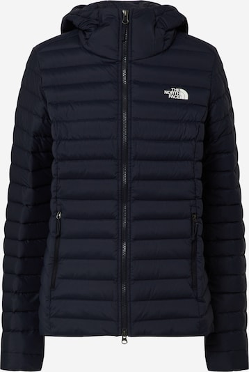 THE NORTH FACE Outdoorjas 'Stretch Down' in de kleur Donkerblauw, Productweergave