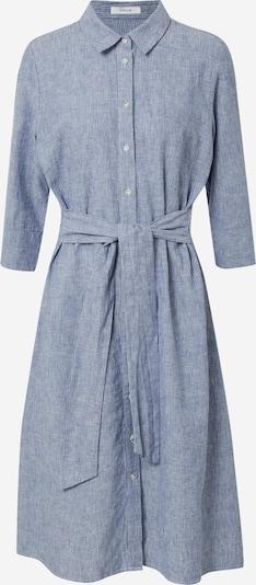 OPUS Košilové šaty 'Wuta' - modrá / bílá, Produkt