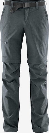 Maier Sports Hose 'Tajo 2' in grau, Produktansicht