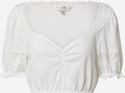 Miss Selfridge Shirt 'RUCH' in creme, Produktansicht