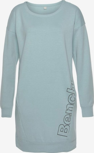 BENCH Sweatkleid in mint, Produktansicht
