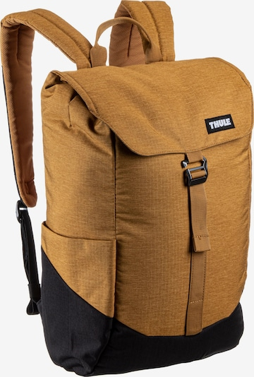 Thule Daypack 'Lithos' in braun / schwarz / weiß, Produktansicht