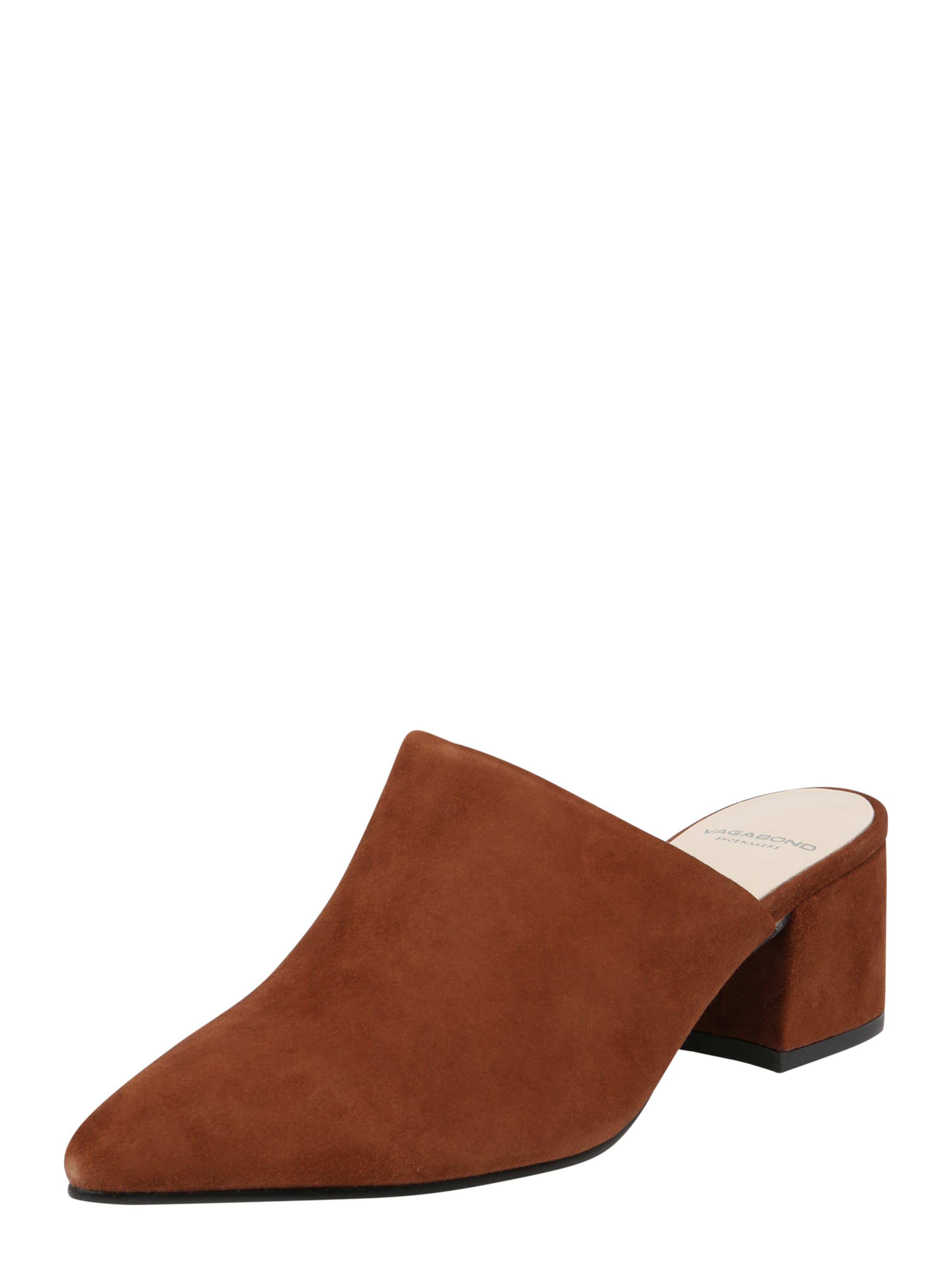In Pantolette Rostbraun Shoemakers Vagabond 'mya' fyb7gIY6v