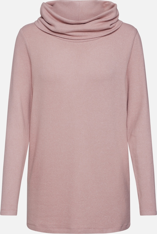 ABOUT YOU Pullover 'Geeske Jumper' in pink, Produktansicht