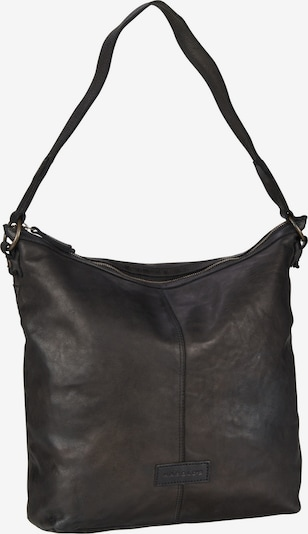 Harold's Handtasche ' Submarine ' in schwarz, Produktansicht